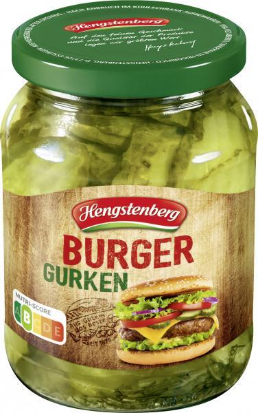 Hengstenberg Burger Gurken