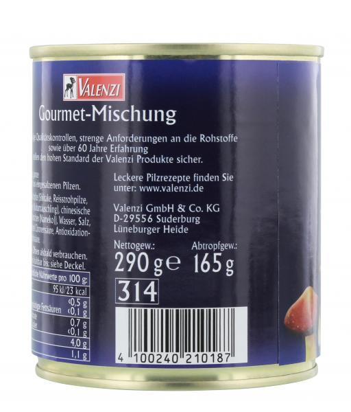 Valenzi Gourmet-Mischung