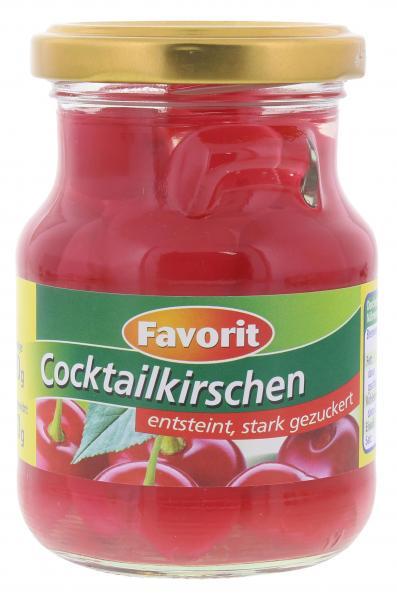 Favorit Cocktailkirschen