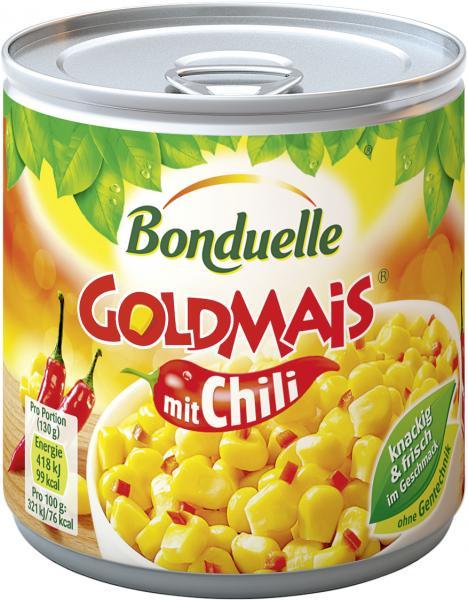 Bonduelle Goldmais mit Chili