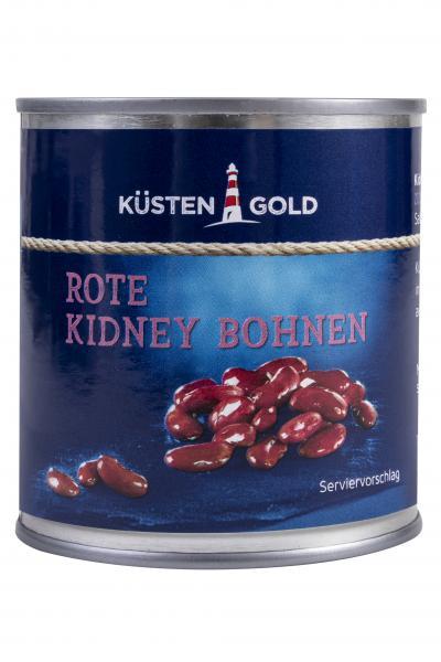 Küstengold Rote Kidney Bohnen