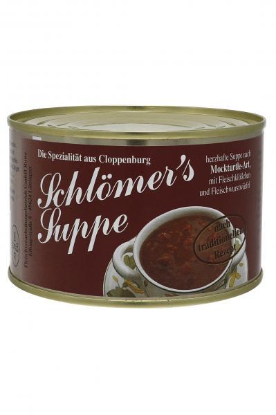 Schlömer's Suppe Mockturtle Art