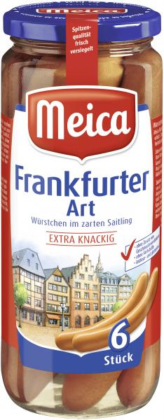 Meica Frankfurter Art