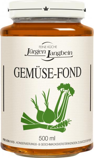 Jürgen Langbein Gemüse-Fond