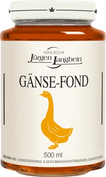 Jürgen Langbein Gänse-Fond