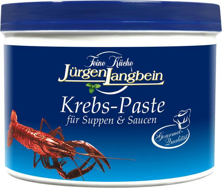 Jürgen Langbein Krebs-Paste für Suppen und Saucen