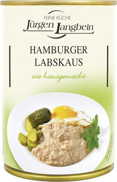 Jürgen Langbein Hamburger Labskaus