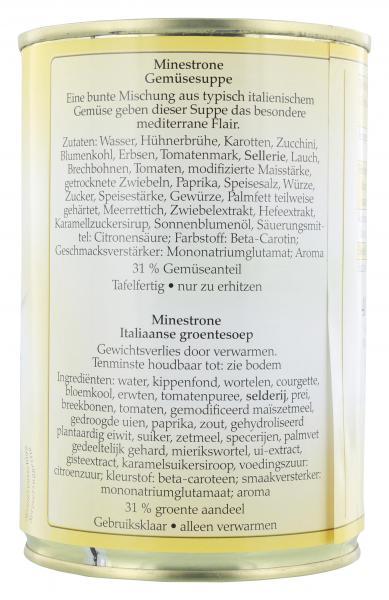 Jürgen Langbein Italienische Minestrone