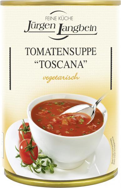 Jürgen Langbein Tomatensuppe Toscana