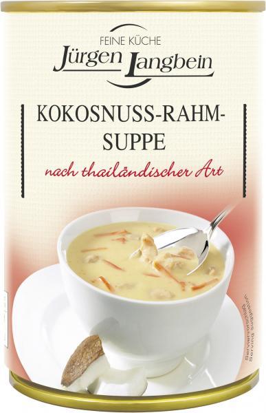 Jürgen Langbein Kokosnuss-Rahm-Suppe