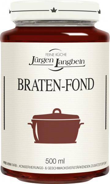 Jürgen Langbein Braten-Fond