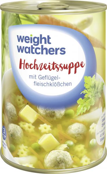 Weight Watchers Hochzeitssuppe