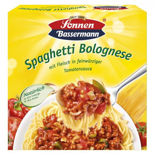 Sonnen Bassermann Spaghetti Bolognese