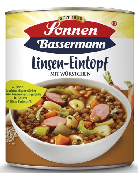 Sonnen Bassermann Linsen-Eintopf
