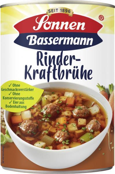 Sonnen Bassermann Rinder Kraftbrühe
