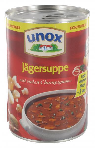 Unox Jägersuppe