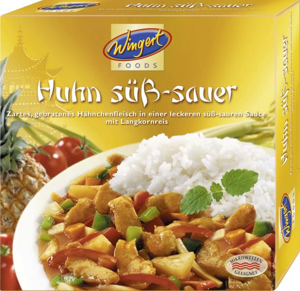Wingert Foods Huhn süß-sauer