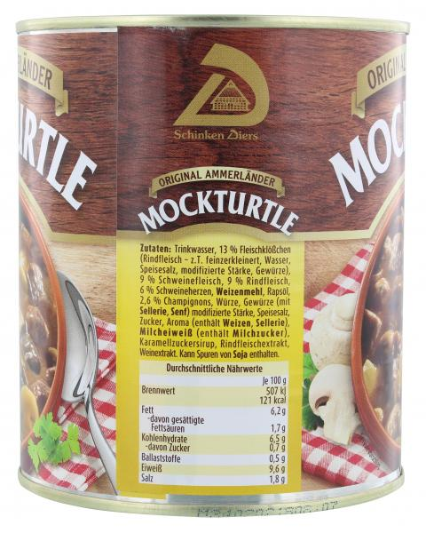 Original Ammerländer Mockturtle