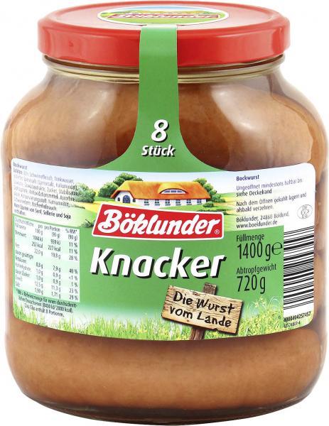 Böklunder Knacker
