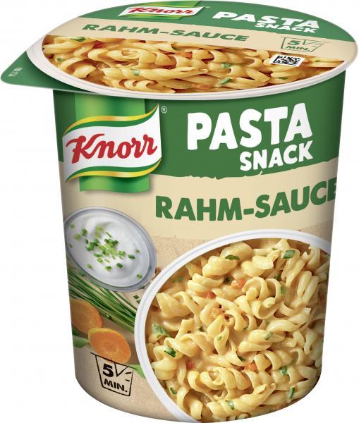 Knorr Pasta Snack Rahm-Sauce