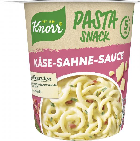 Knorr Pasta Snack Käse-Sahne-Sauce