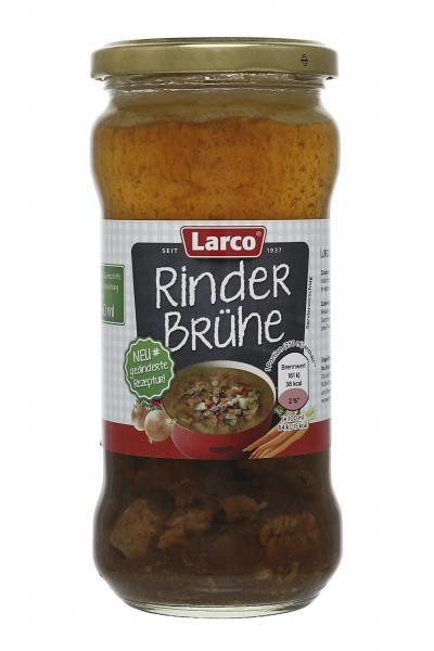 Larco Rindfleischbrühe