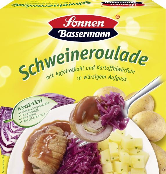 Sonnen Bassermann Meine Schweineroulade