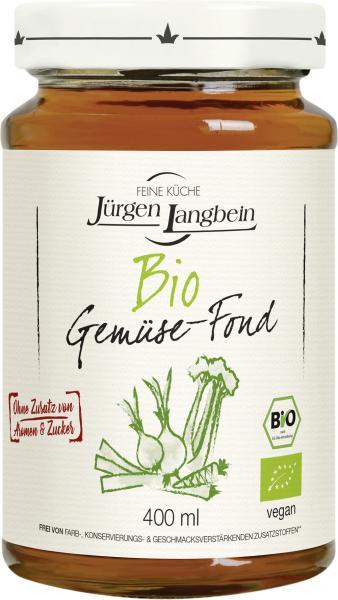 Jürgen Langbein Bio Gemüse-Fond