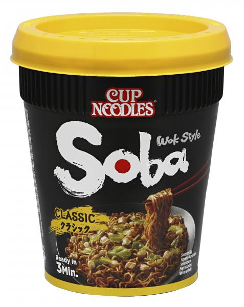 Nissin Cup Noodles Soba Classic
