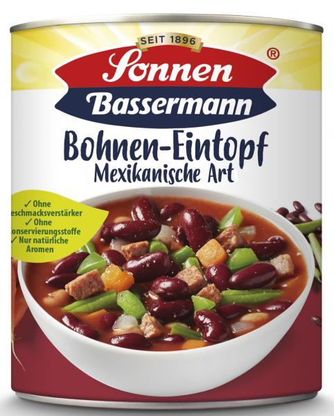 Sonnen Bassermann Mexikanischer Bohnen-Eintopf