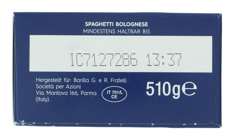Barilla Pasta & Sauce Set Spaghetti Bolognese