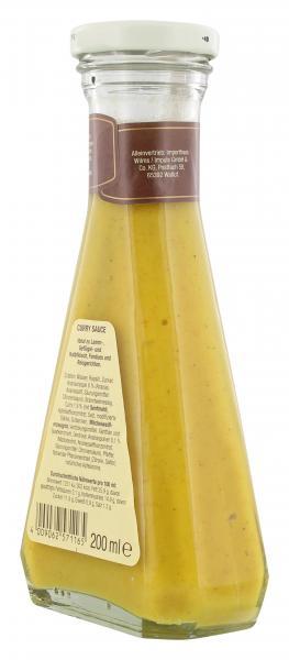 Lacroix Curry-Sauce