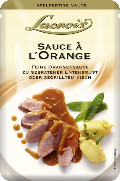 Lacroix Sauce à l'Orange