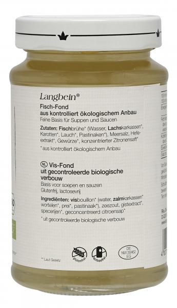 Jürgen Langbein Bio Fisch-Fond