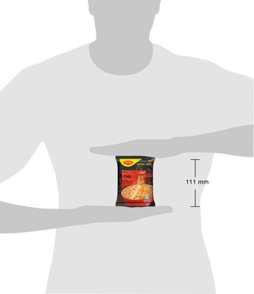 Maggi Magic Asia Nudel Snack Chili