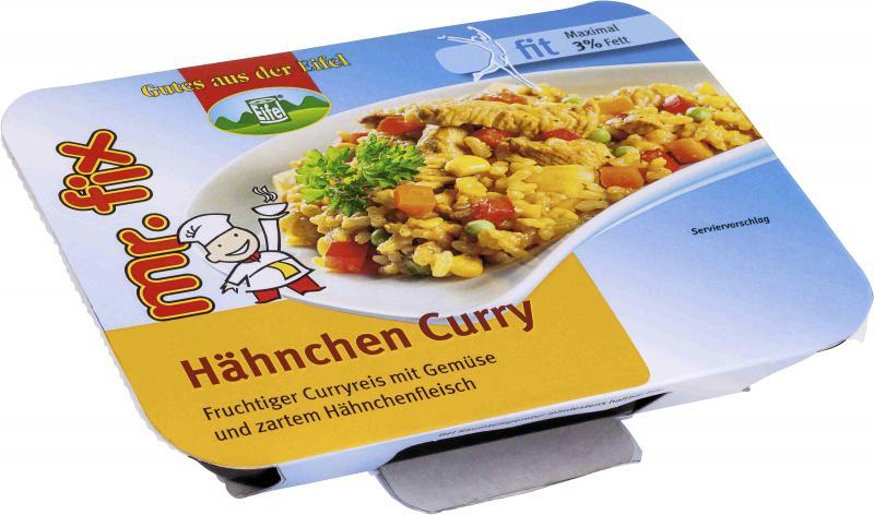 Eifel Mr. Fix Hähnchen Curry