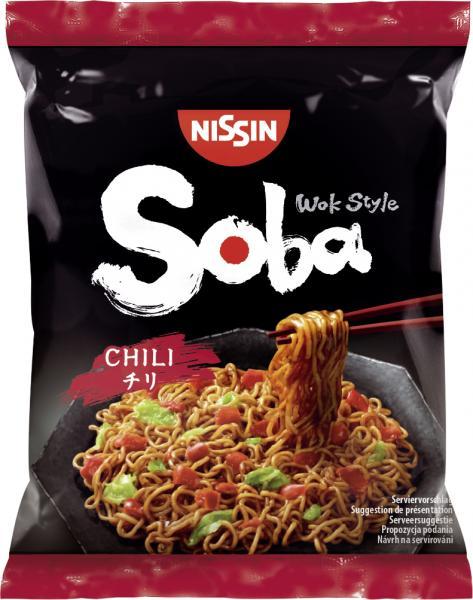 Nissin Soba Wok Style Chili