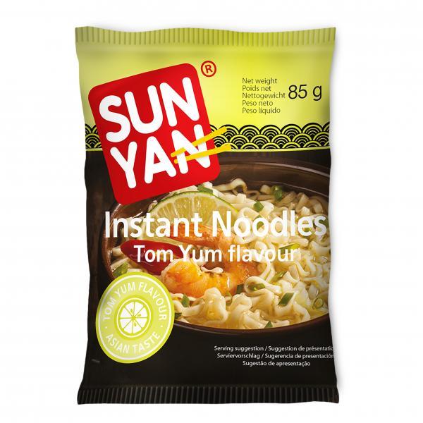 Sun Yan Instandnudel Tom Yum
