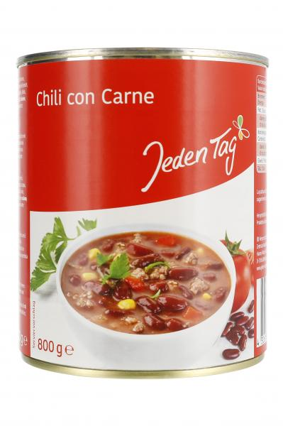 Jeden Tag Chili Con Carne