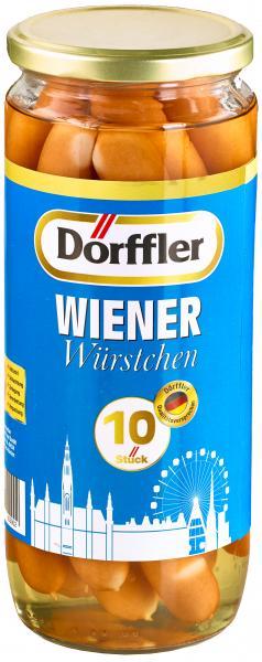 Dörffler Wiener Würstchen