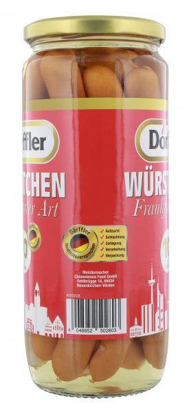 Dörffler Frankfurter Würstchen