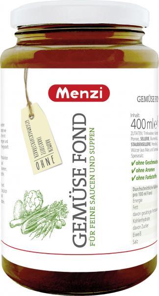 Menzi Gemüse-Fond