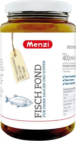 Menzi Fisch-Fond