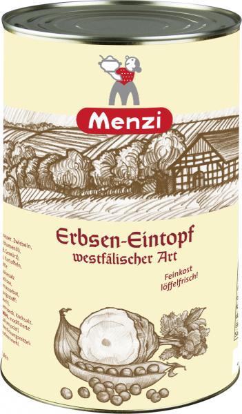 Menzi Westfälischer Erbsen-Eintopf
