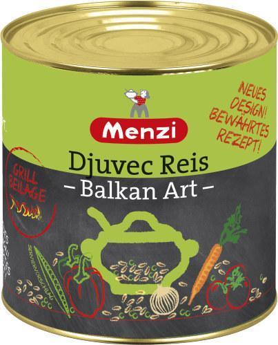 Menzi Djuvec Reis Balkan Art
