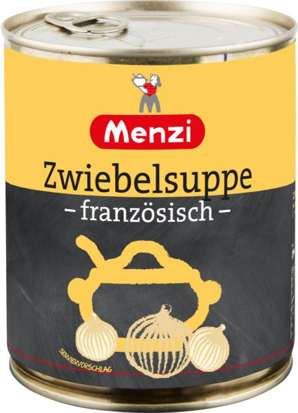Menzi Zwiebel-Suppe