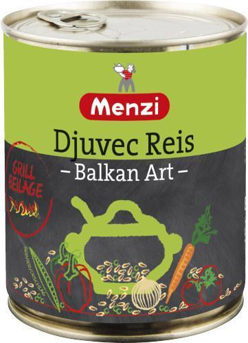 Menzi Djuvec Reis Balkan-Art