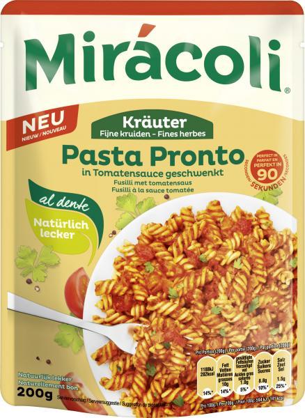 Mirácoli Pasta Pronto Kräuter