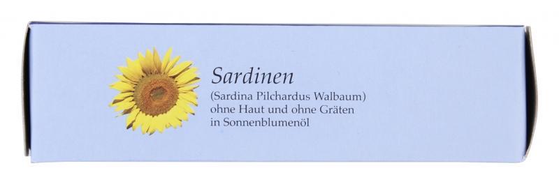 Le Pecheur Sardinen in Sonnenblumenöl