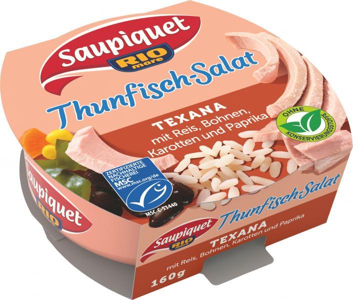 Saupiquet Thunfisch-Salat Texana